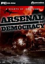 Arsenal of Democracy dvd cover
