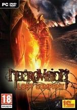 NecroVisioN: Lost Company dvd cover