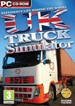UK Truck Simulator dvd cover