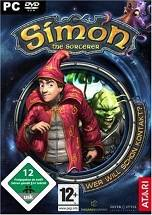 Simon the Sorcerer 5 dvd cover