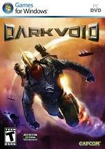 Dark Void dvd cover