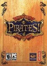 Sid Meier's Pirates! dvd cover
