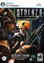 S.T.A.L.K.E.R.: Call of Pripyat dvd cover