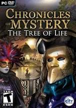 Chronicles of Mystery: The Tree of Life dvd cover