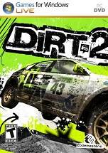 DiRT 2 dvd cover