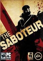 The Saboteur dvd cover