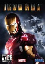 Iron Man Cover