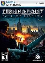 Turning Point: Fall of Liberty dvd cover