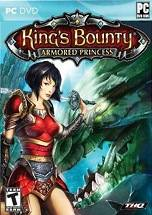 King's Bounty: Armored Princess dvd cover