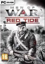 Men of War: Red Tide Cover