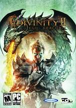 Divinity II: Ego Draconis dvd cover