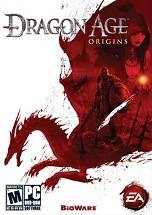 Dragon Age: Origins dvd cover