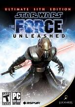 Star Wars: The Force Unleashed dvd cover