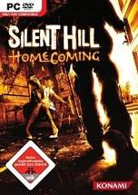 Silent Hill: Homecoming dvd cover