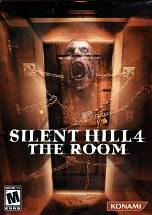 Silent Hill 4: The Room dvd cover