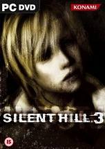 Silent Hill 3 dvd cover