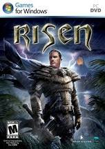 Risen dvd cover