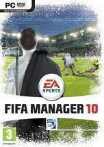 FIFA Manager 10 dvd cover