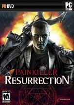 Painkiller: Resurrection dvd cover