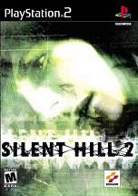 Silent Hill 2 dvd cover