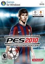 Pro Evolution Soccer 2010 poster