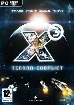 X3 Terran Conflict poster