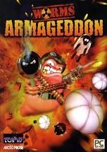 Worms Armageddon dvd cover