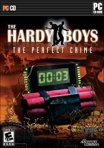 The Hardy Boys: The Perfect Crime dvd cover