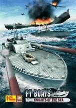 PT Boats: Knights of the Sea dvd cover