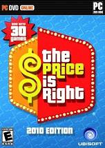 The Price Is Right 2010 Edition dvd cover