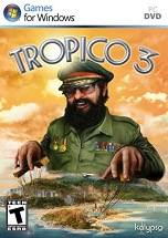 Tropico 3 dvd cover
