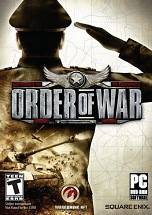 Order of War dvd cover