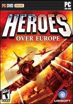 Heroes Over Europe dvd cover