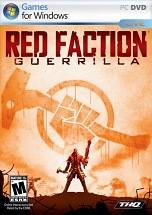 Red Faction: Guerrilla dvd cover