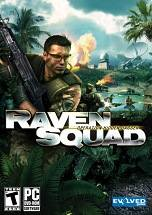 Raven Squad: Operation Hidden Dagger dvd cover