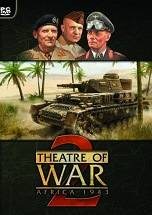 Theatre of War 2: Africa 1943 poster