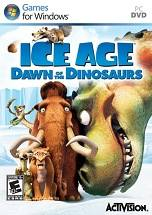 Ice Age: Dawn of the Dinosaurs dvd cover