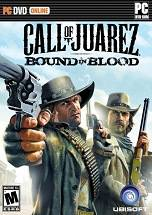 Call of Juarez: Bound in Blood dvd cover