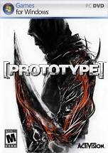 Prototype dvd cover