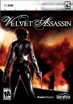 Velvet Assassin dvd cover