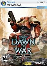 Warhammer 40,000: Dawn of War 2 dvd cover