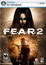 F.E.A.R. 2: Project Origin dvd cover