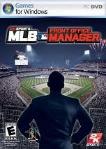 MLB Front Office Manager dvd cover