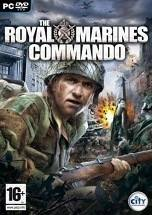 The Royal Marines Commando Cover