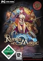 Runes of Magic dvd cover