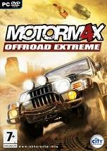 MotorM4X: Offroad Extreme dvd cover