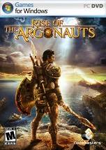 Rise of the Argonauts dvd cover