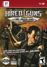Hired Guns: The Jagged Edge dvd cover