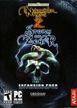 Neverwinter Nights 2: Storm of Zehir dvd cover