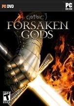 Gothic 3 - Forsaken Gods dvd cover